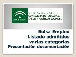 bolsa andalucia varias especialidades ene-2016