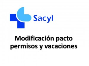 permisos y vacaciones Modificación pacto