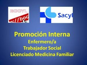 promocion interna 2016 varias categorias sacyl