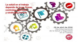 dia internacional salud y seguridad trabajo 28-4-2106