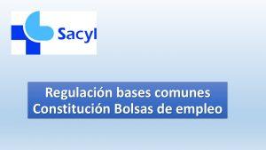 Regulación Bolsas ago-2016