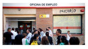 Se extiende la precariedad en el empleo y en el desempleo