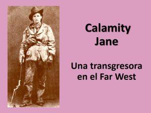18 Calamity Jane