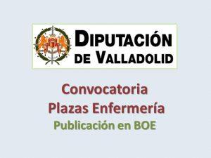 convocatoria-enfermeria-diputac-valladolid-0ct-2016-boe