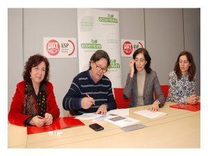 FeSP-UGT y Ecoembes colaboran promover medio ambiente