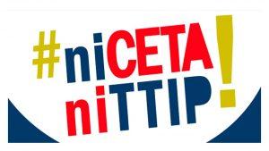 rechazar ratificación CETA movilizaciones próximo sábado