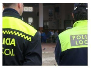 Continúa campaña informativa jubilación anticipada policías