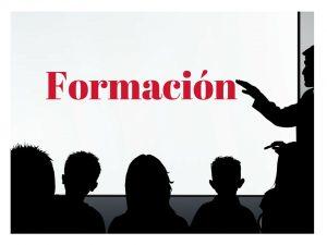 Reunión Comisión Central de Formación