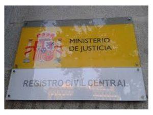Reunión Ministerio Registro Civil y ofertas empleo público 2016 Y 2017