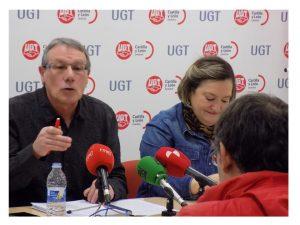 UGT denuncia modelo Ordenación Territorial Junta