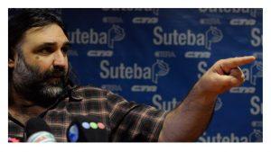 solidaridad con Roberto Baradel ante amenazas muerte