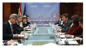 Comisión Mixta Ministerio de Justicia y CGPJ