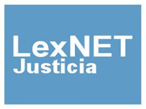 Comunicado Ministerio justicia intervenciones LEXNET