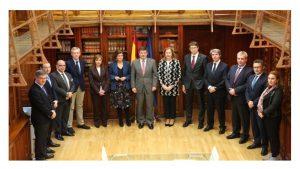 Conferencia Sectorial JusticiaI Registro Civil y OEP