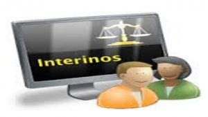 acuerdo con Gerencia OOCC apertura Bolsa Interinos