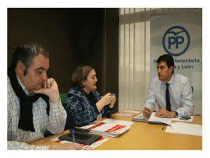 reuniones partidos políticos recuperación derechos Administraciones Públicas