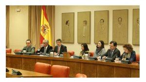 Comparecencia Catalá ante Comisión justicia Parlamento