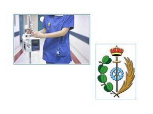 Cuerpo Enfermero IIPP Relación definitiva admitidos examen primer ejercicio