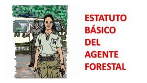 Estatuto Básico Agente Forestal