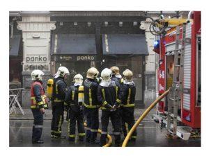 apoyo al bombero se negó custodiar retén armas