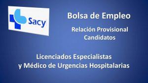 bolsa prov candidatos licenc espec medicos urgencias abr-2017