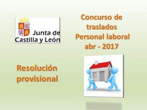 resolucion prov laborales abr 2017