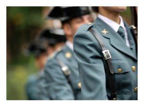 retirada expediente abierto la Guardia Civil ausentó menstruación