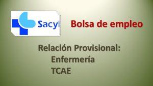 Bolsa prov tcae enfermeria may-2017
