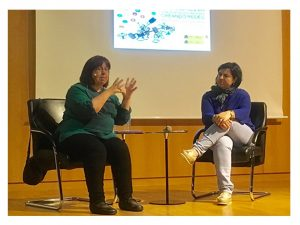 Luz Martínez Ten sobre interculturalidad empatía