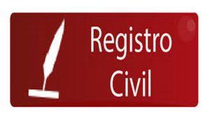 Registro Civil Enmienda adicional PP Senado nueva Vacatio Legis