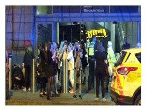 UGT condena brutal cobarde atentado Manchester Arena