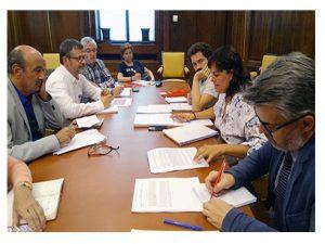 UGT y CCOO se entrevistan con grupos parlamentarios enmiendas PGE