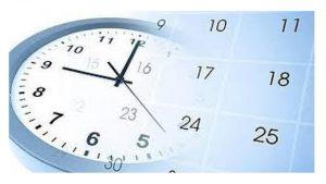Instrucción Jornada y Horarios AGE - Actualizado 14-6-2017