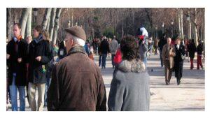 Las marchas mayores defensa pensiones en septiembre