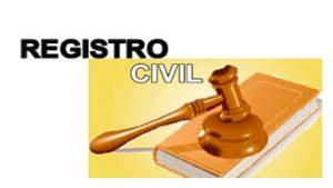 Senado aprueba enmiendas Registro Civil Vacatio Legis un año