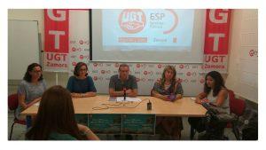 Zamora Contra violencia género a ritmo rap