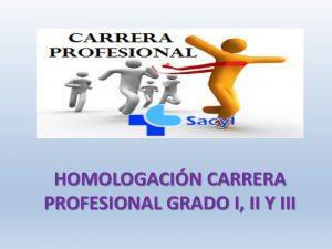 homologación carrera profesional I II y III jul-2017