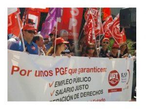 Continúan movilizaciones AGE 26 sep Ceuta