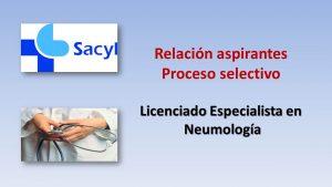 OPE 2016 aspirantes neumologia sep-2017