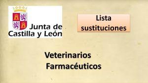 bolsa jcyl veterinarios y farmaceuticos sep-2017