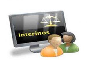 listados prov bolsa interino Justicia en Andalucía