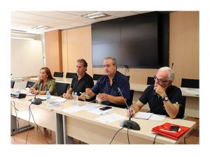 reunion Sindicato policia asuntos interés sindical y profesional