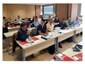 bomberos forestales UGT celebran conferencia sectorial