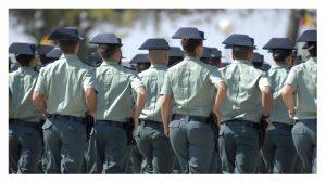 guardia civil derecho seguridad