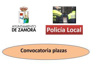 ope policia zamora convocatoria oct-2017