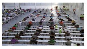 fecha examen ope sanidad nacional