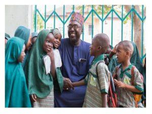 maestro nigeriano premio Nansenrefugiados 2017 Acnur