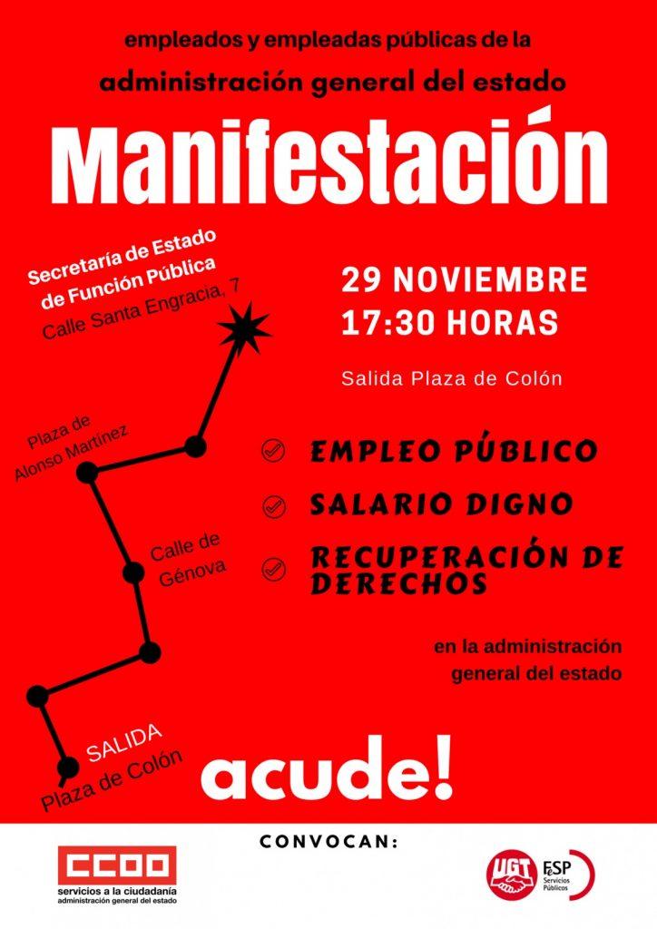 manifestacion 2017-11-29