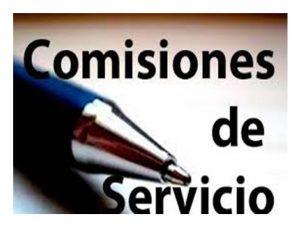 Justicia Oferta plazas comisiones servicio Cantabria