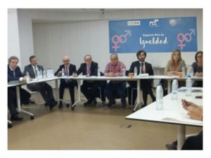 FeSP-UGT insta erradicar la violencia trabajo